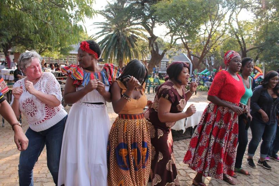 cbc bulawayo celebrate africa day in style