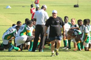 CBC Rugby Teams attend the AMG Global Rugby Coaching Festival