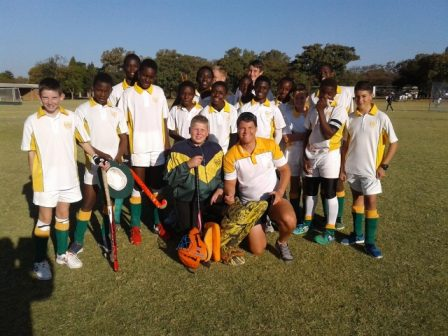 Junior Hockey Matches Results (28/06/2018)
