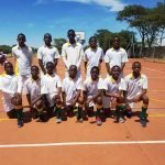 Harare and Gweru Basketball Games Update