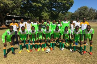 CBC U17 Team for 2nd Round of Imbizo Championships