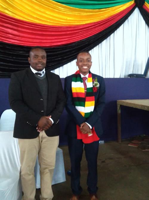 Mukudzeiishe Madzivire, Zimbabwe child president 2019