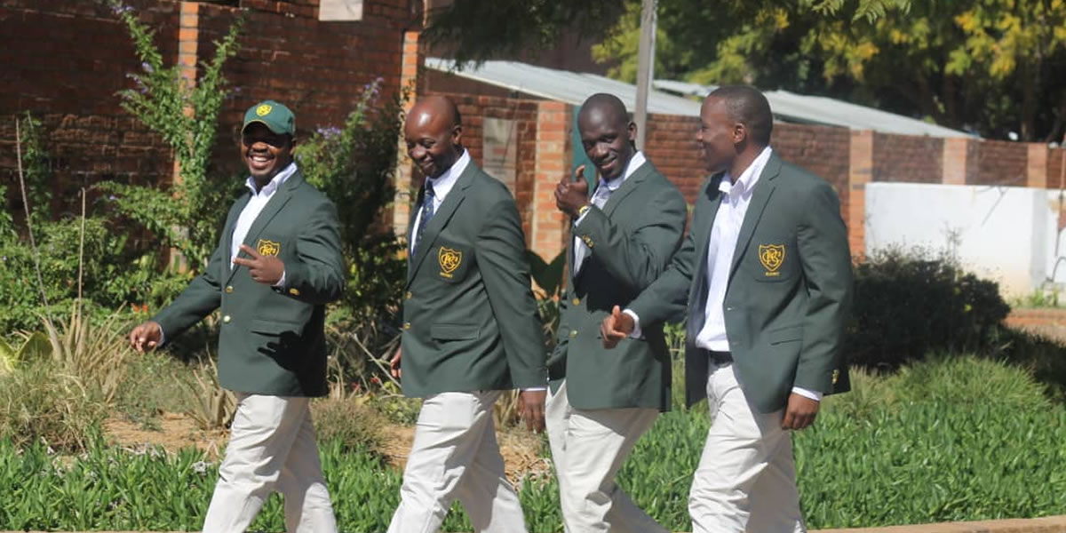 CBC Rugby Coaches Get new Attire